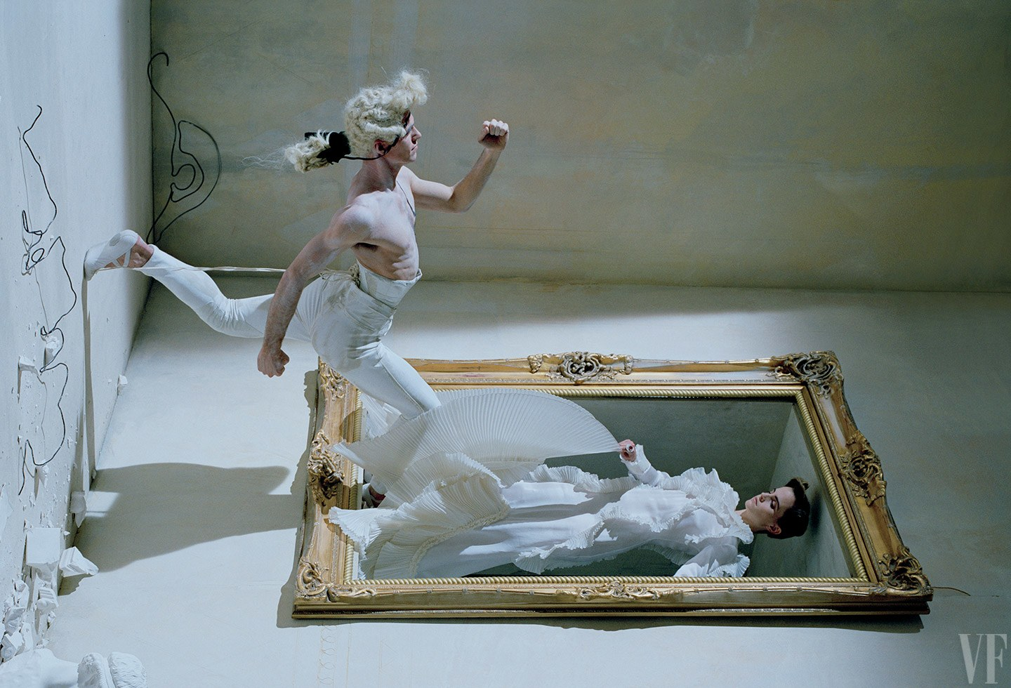 Photograph by Tim Walker. Styled by Jessica Diehl.