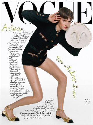 Vogue Italia, The Astrology Issue 2021