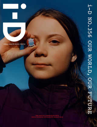 © Greta Thunberg by Harley Weir