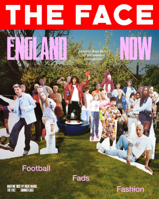 Volume 4, Issue 7, The Face Magazine