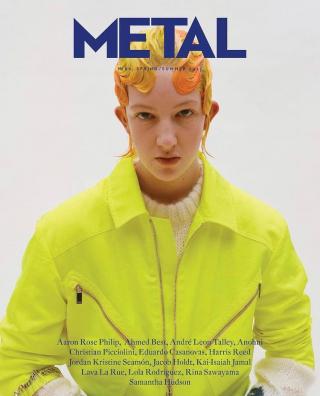 METAL Magazine #44 Spring/Summer 2021
