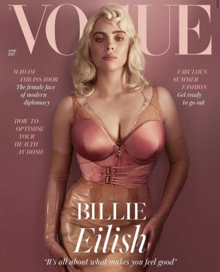 British Vogue June 2021