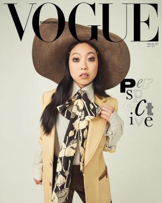 Vogue Singapore May/June