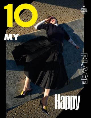 10 Magazine Issue 66 spring/summer 2021
