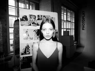 На мастер-классе фотографа Кати Туркиной