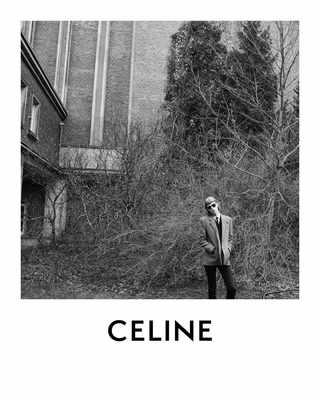 © Hedi Slimane for Celine campaign