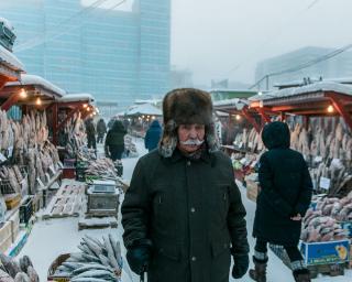 Алексей Васильев, Makers of Siberia Photo Prize