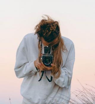 Открытый урок по основам фотографии