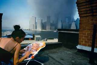 photo: Alex Webb, Brooklyn, September 11, 2001