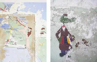 Soviet Innerness Military barraks / Golm - Germany / Heilanstalten Hohenlychen / Lychen - Germany