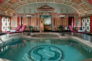 Hotel Principe di Savoia in Milan, Italy
