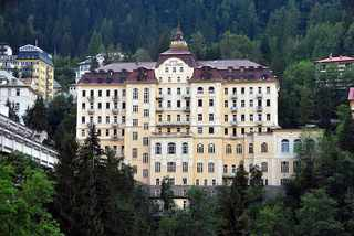 Grand Hotel de l'Europe in Bad Gastein, Austria