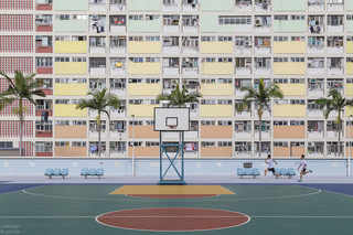 Choi Hung Estates in Hong Kong