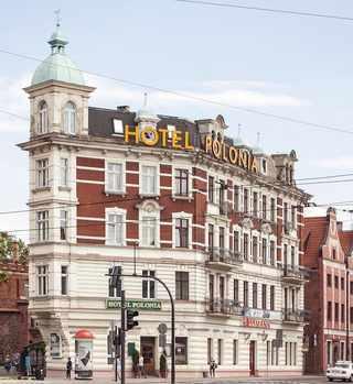Hotel Polonia in Torún, Poland