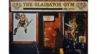 © Gregoire Alessandrini, 1991 East Village