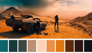 Mad Max: Fury Road (2015) Dir. George Miller