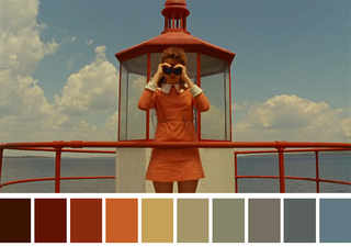 Moonrise Kingdom (2012) Dir. Wes Anderson