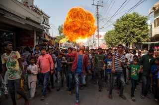 Photograph: Mayank Gautam