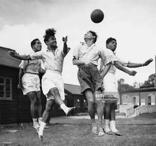 Индийские футболисты, Олимпийские Игры в Лондоне 1948 года