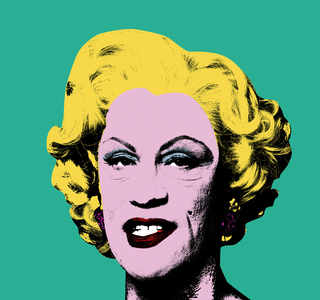 Andy Warhol, Green Marilyn (1962)