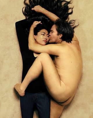 Annie Leibovitz, John Lennon and Yoko Ono (1980)
