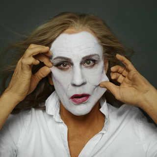 Annie Leibovitz, Meryl Steep, NYC (1981)
