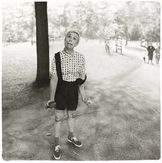 Diane Arbus, Child with Toy Hand Grenade (1962)