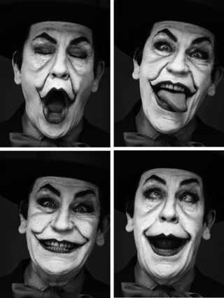Herb Ritts, Jack Nicholson, London (1988)