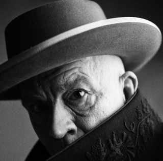 Irving Penn, Pablo Picasso, Cannes, France (1957)