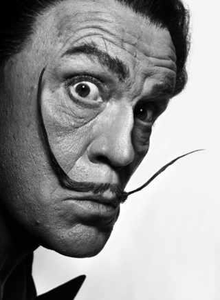 Philippe Halsman, Salvador Dalí (1954)