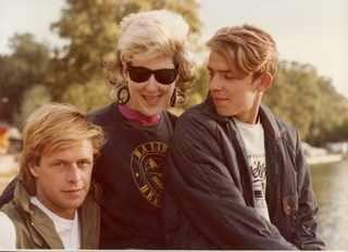 Борис, Джоанна & Африка 1984