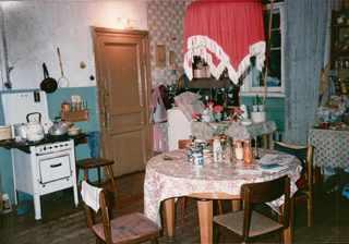 Кухня в коммуналке Бориса Гребенщикова