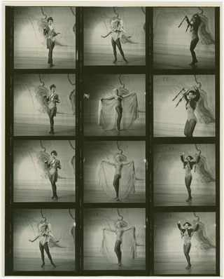 Philippe Halsman theatrical photographs, 1947-1969