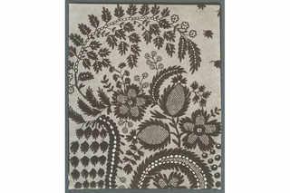 Образец кружева. Около 1840. Калотипия. Бумага; соляная печать с бумажного негатива. Национальный музей науки и медиа, Брэдфорд, Великобритания © Science & Society Picture Library