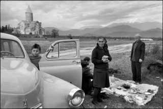 Henri Cartier-Bresson, 1972