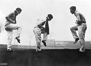 Подготовка к Олимпиаде 1927 года во Франции