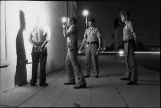 1 место. Robert Burroughs (США) – On the Street, Police