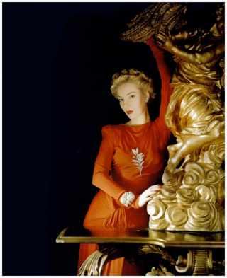 Horst P. Horst для Vogue, 1940
