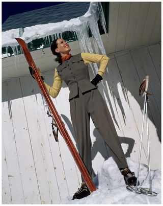 Toni Frissell для Vogue, 1940