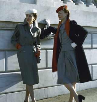 John Rawlings для Vogue, 1943