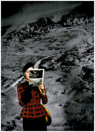 Constantin Joffé для Vogue, 1944