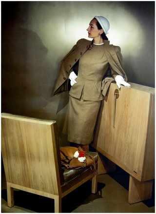 John Rawlings для Vogue, 1944