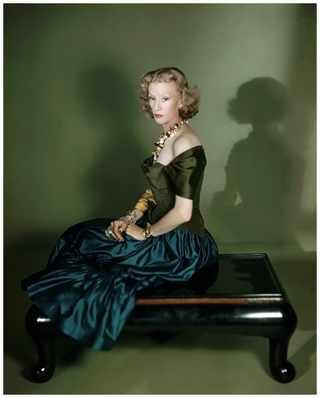 Millicent Rogers. Фото Horst P. Horst для Vogue, 1949