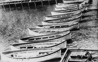 Апрель 1912, Спасательные шлюпки Титаника