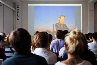 Artist Talk с Катей Туркиной