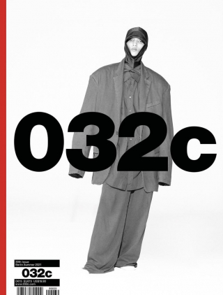 39th issue of the summer 2021, 032c