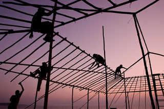 Работа участника фототура в Гоа