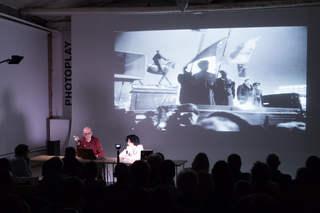 Artist Talk. Игоря Мухина интервьюирует Влада Кузнецова