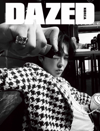 The 13th Anniversary Edition of <DAZED> KOREA