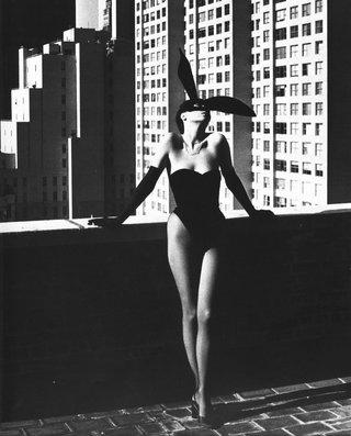 Elsa Peretti, New York, 1975 © Helmut Newton